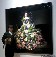 Dr. Takeshi Yamada and Seara (sea rabbit) at the Chelsea art gallery district in Manhattan, NY on October 7, 2014.  20141007 055=C (searabbits23) Tags: ny newyork sexy celebrity art hat fashion animal brooklyn painting asian coneyisland japanese star costume tv google chelsea king artist gallery dragon god cosplay manhattan wildlife famous gothic goth performance pop taxidermy cnn tuxedo bikini tophat unitednations playboy entertainer takeshi samurai genius mermaid amc johnnydepp mardigras salvadordali unicorn billclinton billgates aol vangogh curiosities sideshow jeffkoons globalwarming takashimurakami pablopicasso steampunk yamada damienhirst cryptozoology freakshow barackobama seara immortalized takeshiyamada museumofworldwonders roguetaxidermy searabbit ladygaga climategate minnesotaassociationofroguetaxidermists