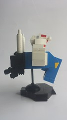 Gundam RX-78-2 Lego Bust  #Gundam #Mecha #Lego #gunpla #mech #design #Japan #bust #model #statue #RX-78-2 #instructions (xmook) Tags: statue japan design model lego bust instructions gundam mecha rx mech gunpla