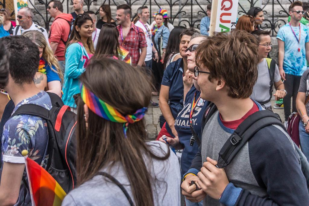 DUBLIN 2015 LGBTQ PRIDE PARADE [WERE YOU THERE] REF-106028