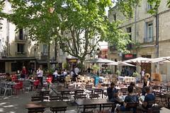 Place de la Chapelle Nueve (v.sellar) Tags: montpellier
