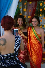 REAOUBIEN (reaoubien) Tags: ocean girls sea party bali bachelorette indian hensparty