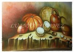 """m_DSCI0012 (Luanna Milanez """" Pintura em Tela e Tecido"""") Tags: em pintura tecido"""