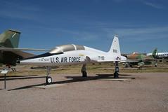 "T-38 ""Talon"" (SpeedyJR) Tags: southdakota military airforce usaf usairforce usmilitary t38talon militaryplanes boxeldersd sdairandspacemuseum speedyjr boxeldersouthdakota 2015janicerodriguez"