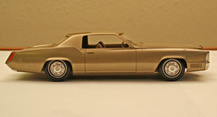 1968 Cadillac Eldorado Promo Model Car - Topaz Gold Firemist Poly (coconv) Tags: pictures auto door old 2 history classic cars hardtop scale car vintage toy gold miniature photo promo model automobile image photos antique picture images cadillac eldorado plastic 124 vehicles photographs photograph sample vehicle historical kit 1968 autos collectible collectors poly promotional coupe automobiles dealership johan dealer topaz mpc 68 125 amt smp hubley revell 125th banthrico firemist