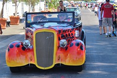 OCCA's The Great Labor Day Cruise XXXII (USautos98) Tags: 1935 chevrolet phaeton hotrod streetrod custom flames chevy