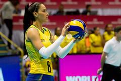 Brasil x Tailndia (Pru Leo) Tags: brazil woman sports brasil thailand tailandia indoor grandprix volleyball olympic olympics esportes olimpiadas volei fivb olmpicos rio2016