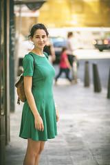 (PetterZenrod) Tags: verde green beauty dress vestido