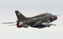 A right Royal Riot (Newage2) Tags: jets jet polish gloucestershire raf fairford afterburner su22