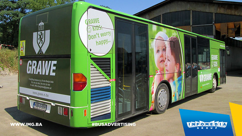 Info Media Group - Grawe osiguranje, BUS Outdoor Advertising, Banja Luka 07-2015 (4)