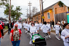 Princess Leia Tribute Parade - New Orleans