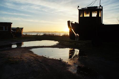 Fisherboat / Fischerboot