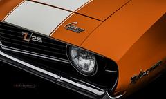 Orange is the new black (Neil Banich Photography) Tags: 1969z28camero neilbanichphotograhy 1969 z28 camero cars chevrolet hotrods orange