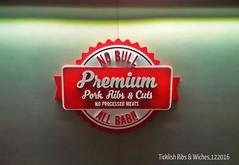 Premium Pork Ribs (radi0head pix'el) Tags: pork ribs ticklishribs ticklish wiches ticklishribswiches babi cuts allbabi food