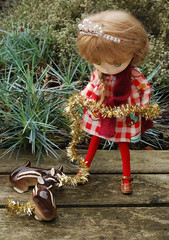 22nd December (Little little mouse) Tags: jerryberry basicberry obitsubody estebebe honeysuckle doll lomonosovussrporcelain