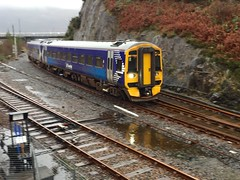 Kyle of Lochalsh - 31-12-2016 (agcthoms) Tags: scotland highland invernessshire kyleoflochalsh station railways trains scotrail class156 156723
