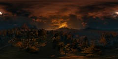 Witcher 3 360 test (ForzaMad17 (Curtis Beadle)) Tags: nvidia ansel 360