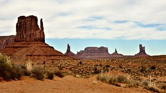 Monument Valley - Arizona&Utah (Feridun F. Alkaya) Tags: ngc nature navajo nationalpark monument valley johnford johnwayne munument monumentvalley rocks geology colorado