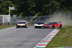 _FE13413 (Foto Massimo Lazzari) Tags: autodromodelmugello mugello mugellocircuito circuitodelmugello ferrarichallenge crash