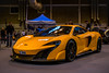 Mclaren 675LT (Malphaww) Tags: car autosport international nec birmingham nikon d300 d3300 photography auto automotive mclaren supercar 675lt orange