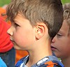 Focused (Cavabienmerci) Tags: switzerland suisse schweiz run running race runner laufen lauf läufer course à pied coureur coureurs athlete athletes jungen boy boys kids kid garçons gurten classic gurtenclassic berne bern sport sports earring earrings