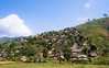 Village Hmong, région de Sapa (Voyages Lambert) Tags: indochina beautyinnature meo miaominority yessingleword thaiculture ethnic indigenousculture thailand greencolor blue cultures agriculture nature sapa laos cambodia asia mountain hill field cloudsky sky village minority