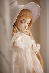 sleeping beauty (koroa) Tags: bjd doll sd leekeworld noella sleeping