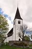 Vallstena kyrka, Gotland (Bochum1805) Tags: church medieval lime tar puts vit tjära kyrktorn