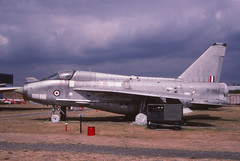 Lightning T.55 (Pentakrom) Tags: english electric museum air lightning coventry midland baginton zf598