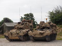 Scimitar 2 & Scimitar 1 (Megashorts) Tags: uk england museum outside army war tank military olympus armor dorset pro vehicle british fighting armour armored f28 tankmuseum omd scimitar bovington em1 armoured 2015 bovingtontankmuseum mzd 1240mm tankfest thetankmuseum bovingtonmuseum ppdcb4 tankfest2015