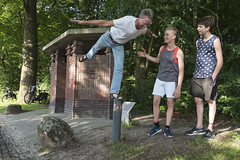WdK 2015-07-11-3609 (Nederlands Openluchtmuseum) Tags: festival arnhem nederlandsopenluchtmuseum freerunners youngtalentfestival amzaf2015 aquilaagilis