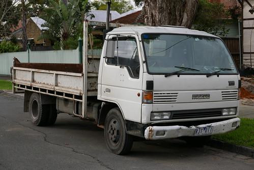 1994 Mazda T4000 2-door truck