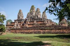 Siem Reap, Prasat Pre Rup #1 (foto_morgana) Tags: architecture temple asia cambodia siemreap historicalsite travelexperience prasatprerup