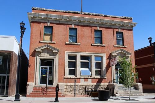 Old Wetaskiwin Post Office (Wetaskiwin, Alberta)