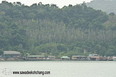 Arriving in Koh Chang (Sawadee Koh Chang) Tags: thailand boat koh chang ferrie