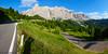 Ein Spätnachmittag am Grödner Joch (Torsten Frank) Tags: italien panorama mountain gröden cycling cyclist pass alpen dolomites südtirol altoadige southtyrol valgardena gebirge radfahrer dolomiten radfahren radsport sportler strase grödnerjoch passogardena sellastock sellagruppe judefrara jëufdefrea passstrase gherdëina