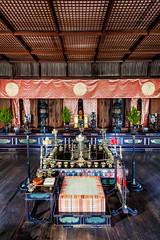 IMG_6257 - Kyoto (Alessandro Grussu) Tags: city japan canon temple kyoto buddhism altar stadt 5d giappone tempel citt tempio altare ninnaji buddhismus buddismo