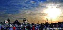 View of Pyramid (Jesse Davies) Tags: summer festival pyramid stage glastonbury glasto libertines 2015