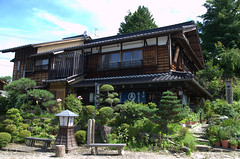 House  Magome
