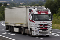 Mercedes Actros MP3 (RO) (magicv8m) Tags: transport trans lkw tir