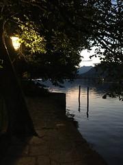 Evening on the lake (venticello.giulia) Tags: italy lake love home nature lago amazing italia heart like natura cuore amore panorami luogo preferito