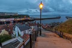 Whitby's 199 steps - 28-07-2015 (kevaruka) Tags: uk greatbritain sea summer england cloud color colour history classic colors clouds composition canon outdoors evening twilight flickr colours image cloudy unitedkingdom postcard stock scenic july dreary historic northsea whitby gb 5d frontpage dull northyorkshire stylish whitbyabbey uwa cloudyday 2015 drearyday ultrawideangle 199steps canonef1635f28mk2 canon5dmk3 5dmk3 5d3 5diii canoneos5dmk3 ilobsterit