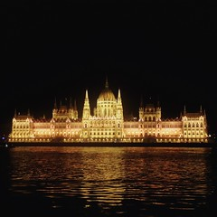 La parlement de Budapest