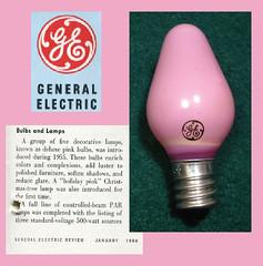 GE C7 Pink lamp (JeffCarter629) Tags: pink ge generalelectric c7 retrochristmas retrochristmaslights generalelectricchristmas gechristmas gechristmaslights generalelectricchristmaslights gec7 c7christmaslights gec7cc