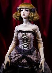 dramatic entrance (Red Cherry Cabaret) Tags: bjd doll ail elijah