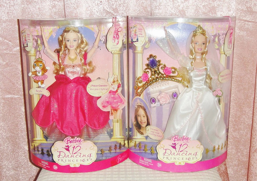 The world 39 s best photos of princesses flickr hive mind - Barbie 12 princesse ...