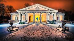 Aziz! LIGHT! (Edgar Myller) Tags: aziz light strobe espoon kartano espoonkartano winter snow ad360 ad600 espoo lightpaint colours artistic nostrobistinfo removedfromstrobistpool seerule2