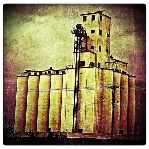 "Grain Elevator • <a style=""font-size:0.8em;"" href=""http://www.flickr.com/photos/150185675@N05/31518272512/"" target=""_blank"">View on Flickr</a>"