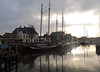 Harlingen view (Richard Leese) Tags: frisian frisia netherlands friesland holland travel boat harbor harbour ship ships north europe town urban water scenery outdoors