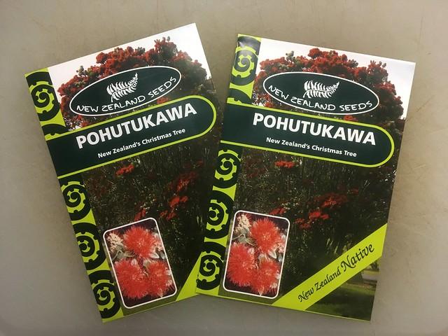 Seeds from NZ!