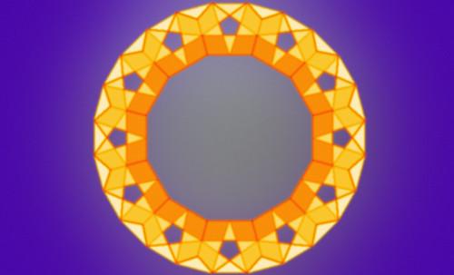 """Constelaciones Radiales, visualizaciones cromáticas de circunvoluciones cósmicas • <a style=""""font-size:0.8em;"""" href=""""http://www.flickr.com/photos/30735181@N00/31797925633/"""" target=""""_blank"""">View on Flickr</a>"""